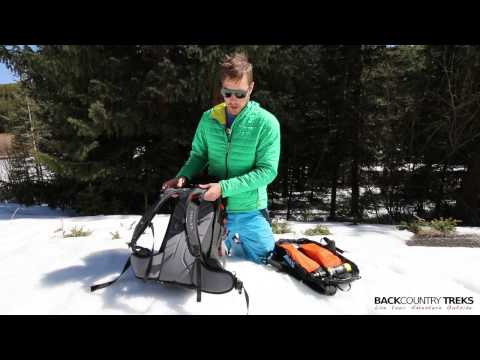 Osprey Innovation Meets Avalanche Airbag Technology: The Kode 42 ABS Compatible Backpack [Review]