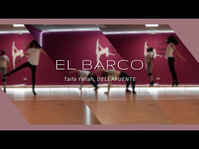 EL BARCO - Taifa Yallah, DELLAFUENTE