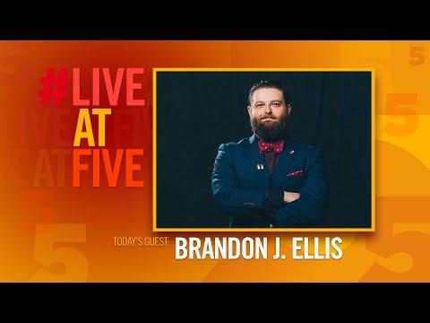 Broadway.com LiveatFive with Brandon J. Ellis of BANDSTAND