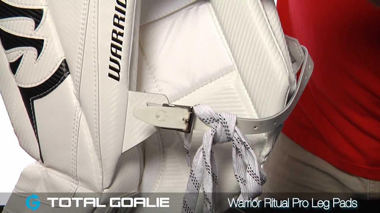Warrior Ritual Pro Goalie Leg Pads
