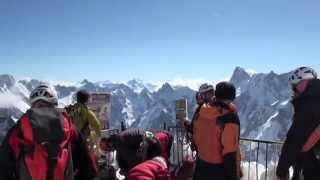 Aiguille du Midi  Trip, Tour Reservation, Panorama and all details