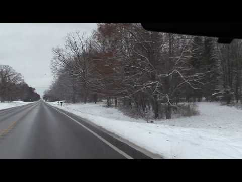 West Branch To East Tawas, Michigan
