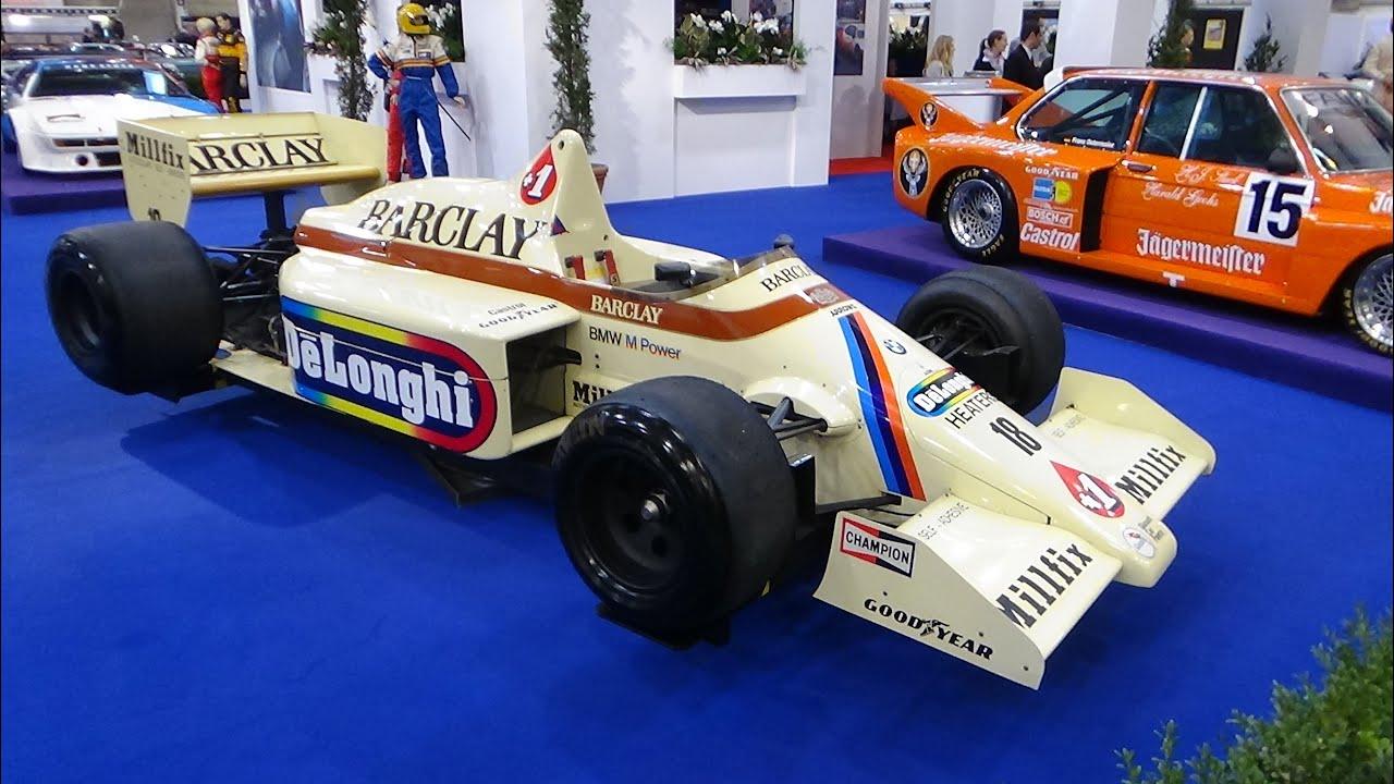 1985 - BMW Arrows A7 ex-Boutse...