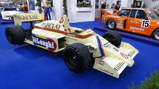 1985 - BMW Arrows A7 ex-Boutsen - Essen Motor Show 2015