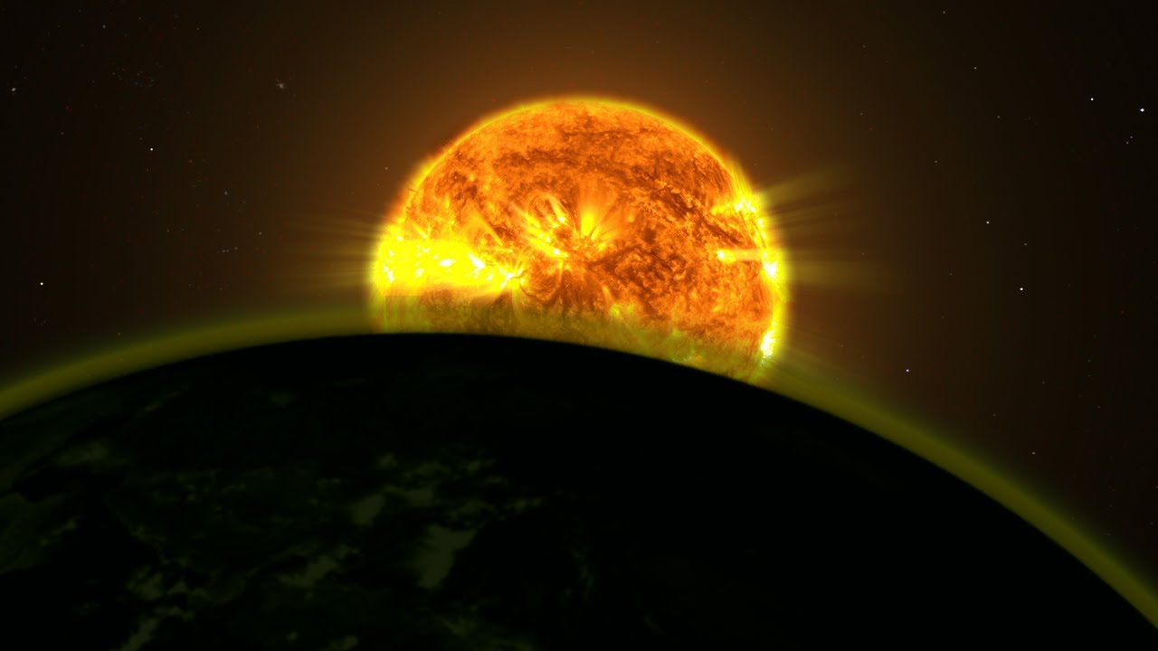 solar atmosphere nasa - photo #39