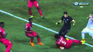 CONCACAF Gold Cup 2015 Mexico vs. Panama Madness 2-1 AET - All Goals, Geiger and Highlights