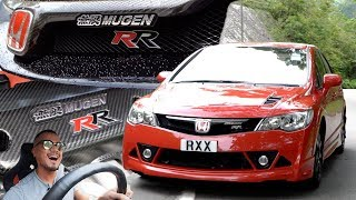 The Finale of NA VTEC | Honda Mugen RR | Drive Review by Owner |