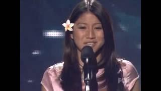 Jasmine Trias - Inseparable (American Idol Season 3)