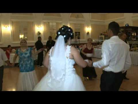 Alenka a Jožko svadba reduta Poprad č.4