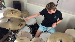 I Found a Girl - Drum Playthrough - The Vamps