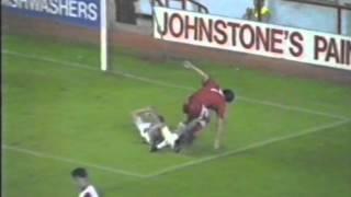 Liverpool 9 C Palace 0  12/9/89