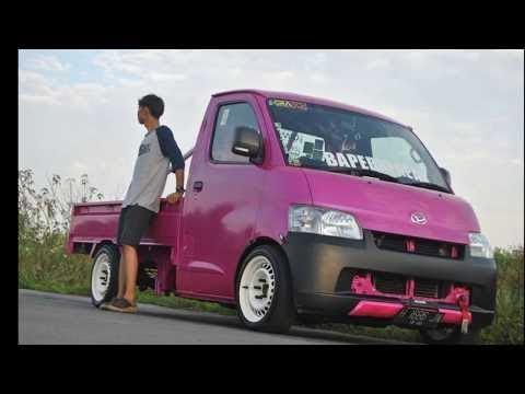 Modifikasi Daihatsu Gran Max Pickup Ceper Sangar Youtube