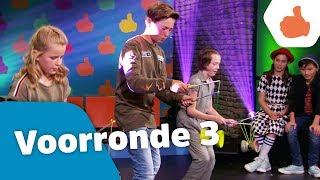 Okido podium 2 aflevering 3: voorrondes - Kinderen voor Kinderen
