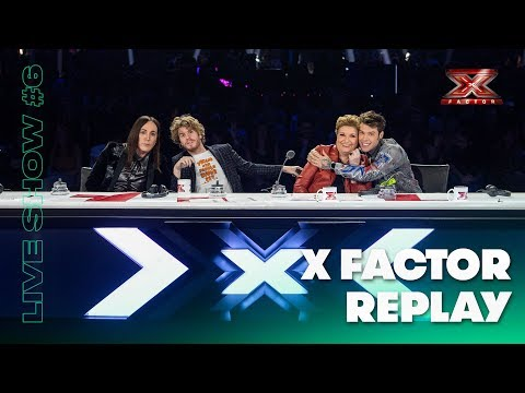 X Factor Replay: Live #6