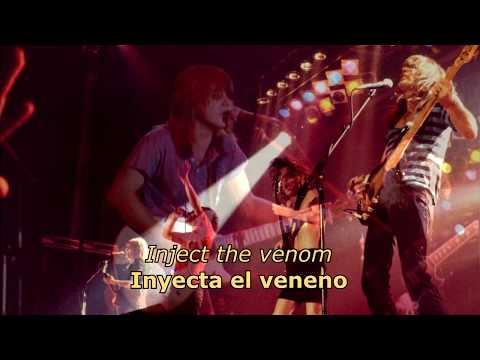 Inject The Venom (Español/Inglés)