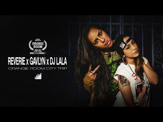REVERIE x GAVLYN x DJ LALA Full 'Gav & Rev European Tour' Live Show