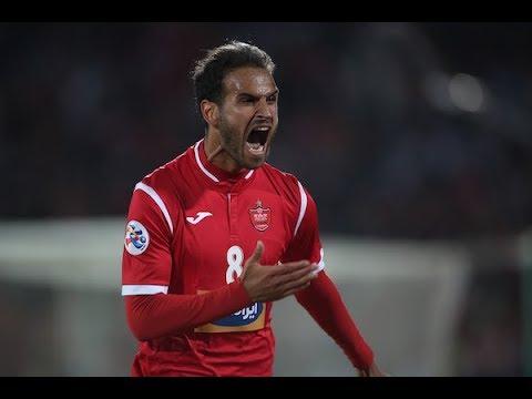 Persepolis 2-1 Al Jazira (AFC Champions League 2018: Round of 16 – Second Leg)