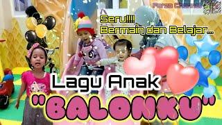 Balonku Ada Lima | Lagu Anak Balonku | Lagu Anak Indonesia Populer