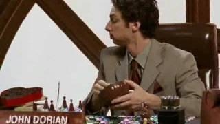 Scrubs John Dorian 'Chocolate King'