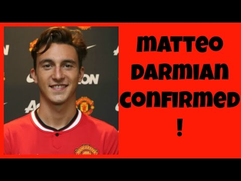 Matteo Darmian To Manchester United CONFIRMED!