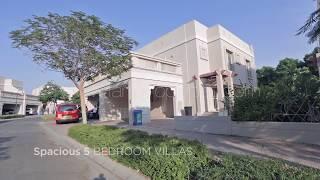 Spacious Cedre Villas - Dubai Silicon Oasis