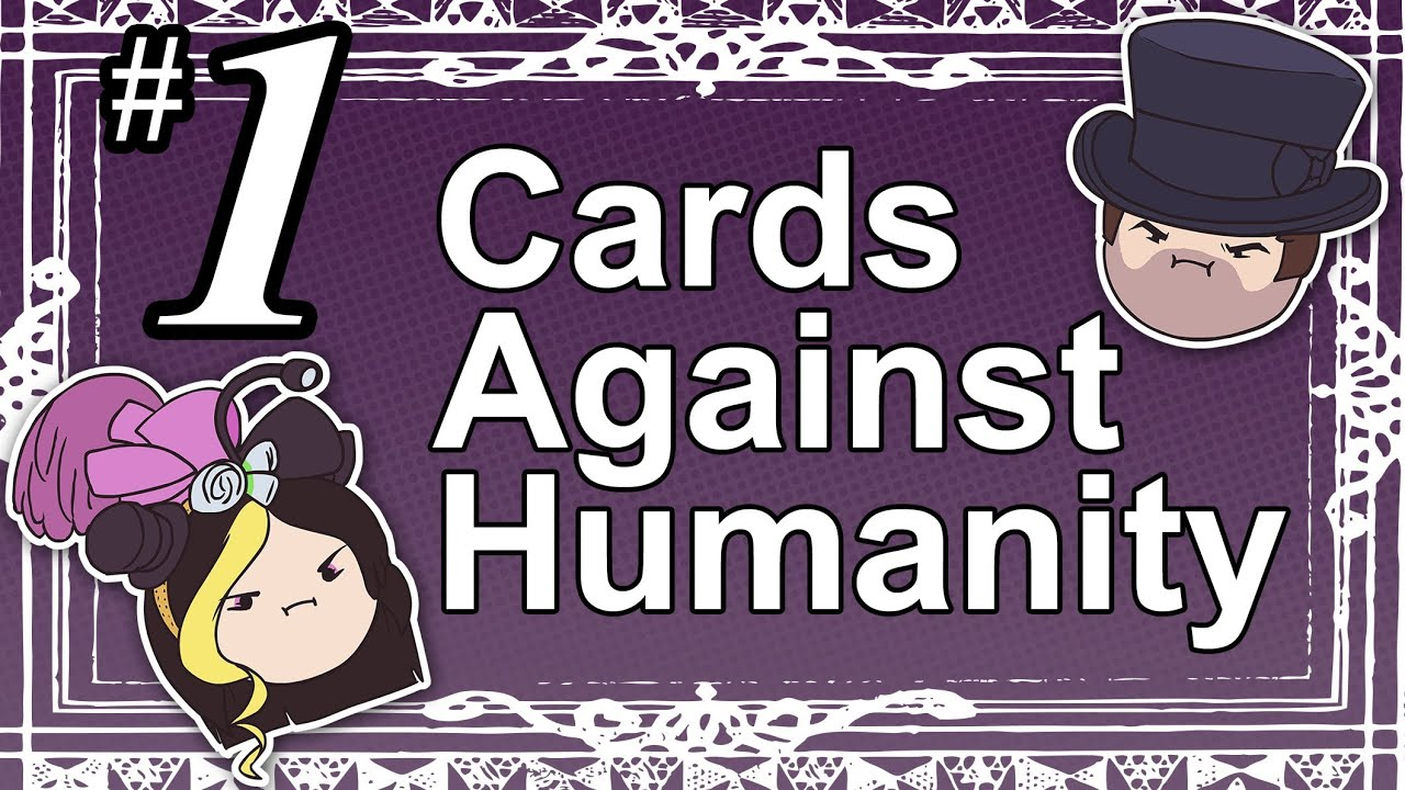 Cards Against Humanity Part 1 With Game Grumps Table Flip