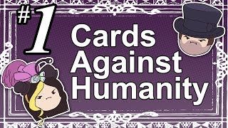 Repeat youtube video Cards Against Humanity - PART 1 - With GAME GRUMPS! - Table Flip