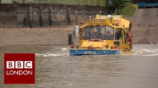 London's Duck Tours to end - BBC London News