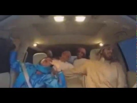 Арабские Шейхи устроили розыгрыш , но попали сами под розыгрыш .