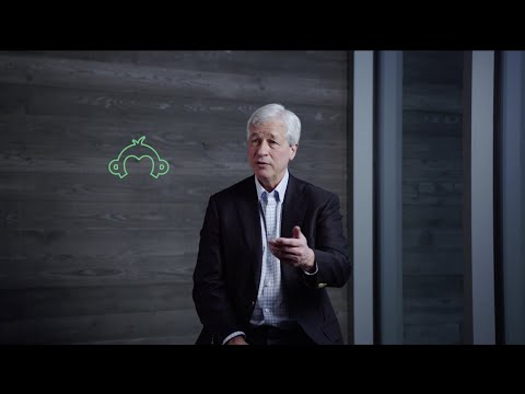 Curiosity Chat: 5 questions with JPMorgan Chase CEO Jamie Dimon