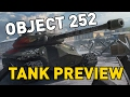 World of Tanks    Object 252 - Tank Preview