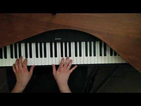 MAX RICHTER - On The Nature Of Daylight (piano Cover By Alessandro Russo)