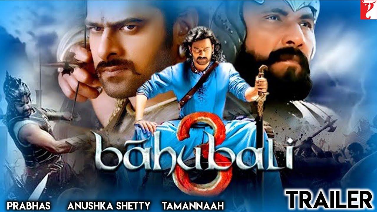 Download Bahubali 3 Official Trailer   Prabhas   Tamannah Bhatiya   SS Rajamouli   2021 Movie