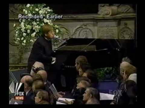 Elton John - Candle in the Wind (Lady Diana