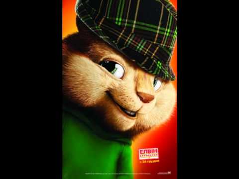 Alvin and the Chipmunks Ft Eleanor- Pretty Brown Eyes (Remix)