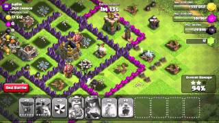 Clash of Clans |Road to max Th 9 #3:4|