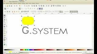 Inkscape  Tutorial - Tworzymy logo - część 1