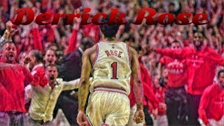 "Derrick Rose Mix || ""Devil Eyes"" 