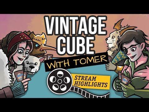 A PHD from LSV University (Vintage Cube with Tomer) – Stream Highlights
