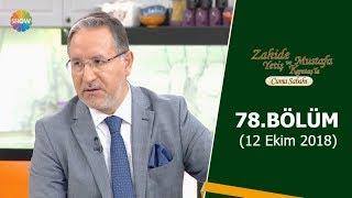Zahide Yetiş ve Mustafa Karataş'la Cuma Sabahı 78. Bölüm