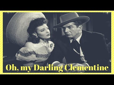 Oh, my Darling Clementine (Cowboy Songs from the American West)