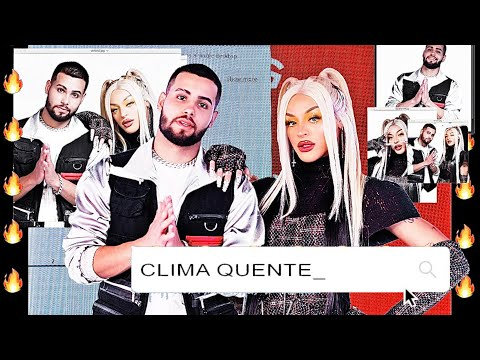 Pabllo Vittar – Clima Quente (Letra) ft Jerry Smith