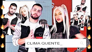 Pabllo Vittar - Clima Quente ft Jerry Smith (Official Music Video)