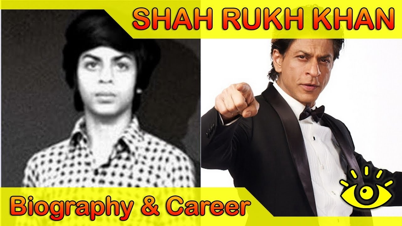 shahrukh khans biography Shah rukh khan indian film actor and producer shah rukh khan is a famous indian film actor and producer, also known as srk, born on 2 november, 1965.