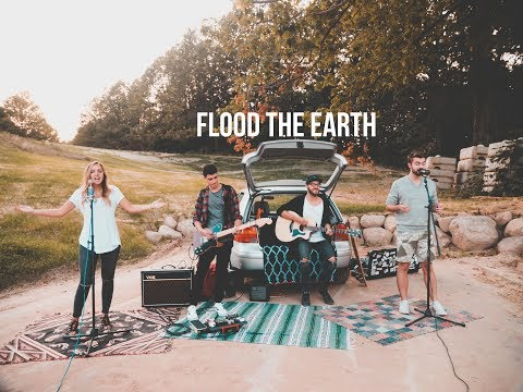 Flood The Earth - Jesus Culture (Love Has A Name) cover
