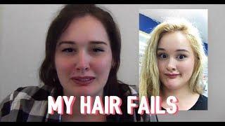 MY HAIR FAILS