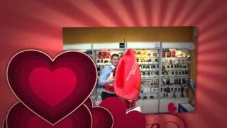 видео Цветы день Валентина в Ростове-на-Дону