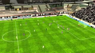 Real Madrid vs M�laga - 63 minutes