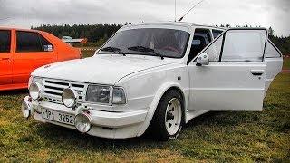 Škoda 105 L ŠÍŠA