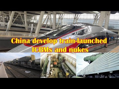 China Could Merge High Speed Rail and Nuclear Missiles Into the Ultimate Weapon